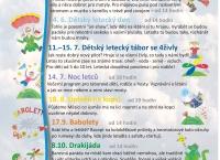 Království vzduchu - Kalendář akcí 2017