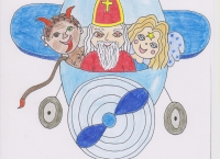Království vzduchu - Letecký mikuláš