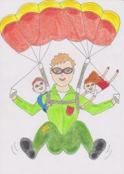 Království vzduchu - Dětský letecký den